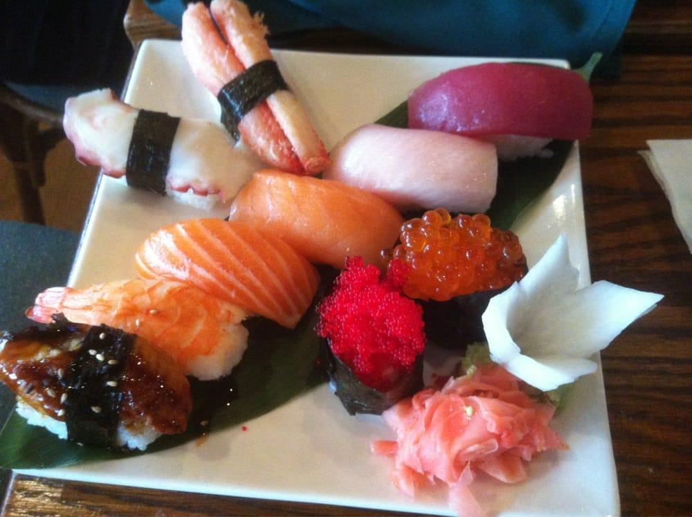 Large sushi plate yelp for Kona fish market