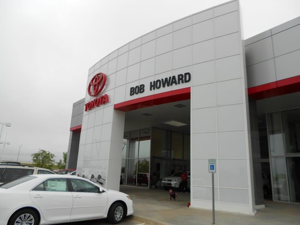 Toyota Dealers Okc >> Bob Howard Toyota Oklahoma City Car Truck Dealership Okc