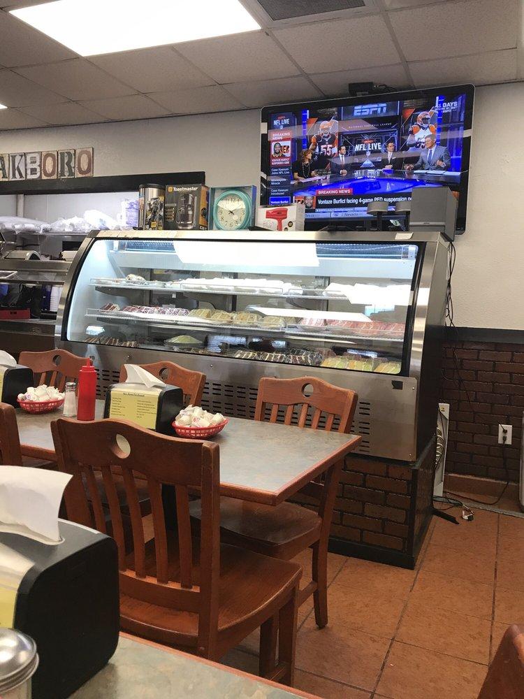 Eagles Nest Resturant And Bakery: 205 E 1st St, Oakboro, NC