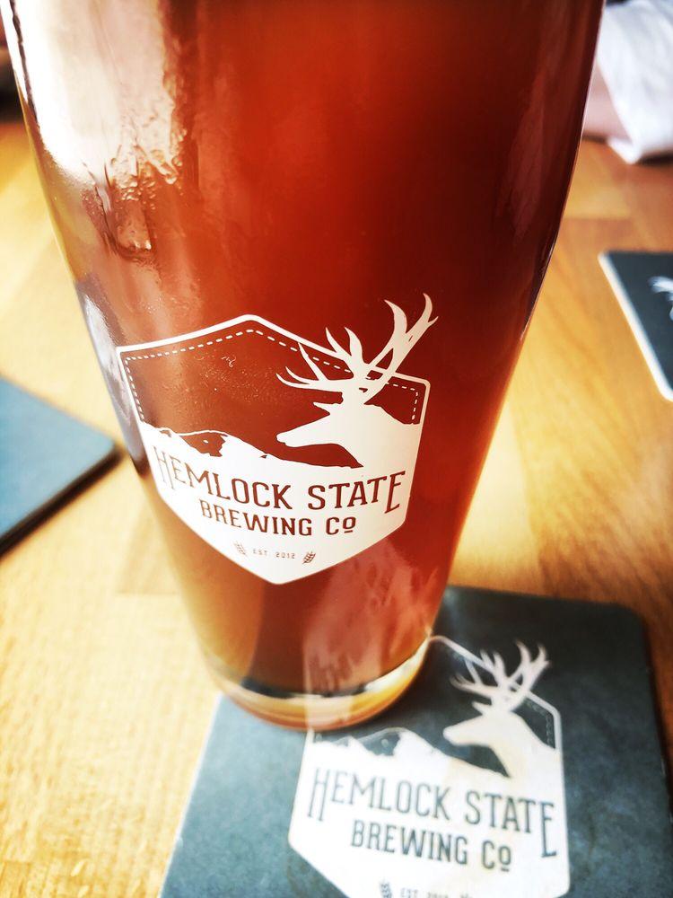 Hemlock State Brewing Co: 23601 56th Ave W, Mountlake Terrace, WA