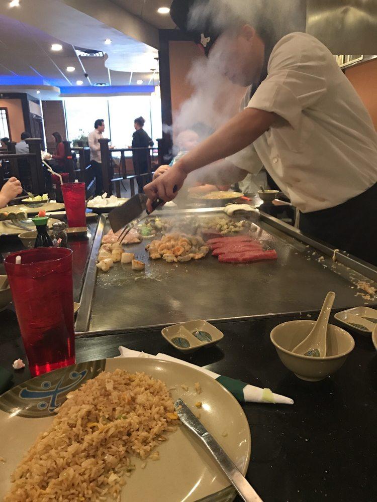 Shogun Japanese Steak House: 492 Emily Dr, Clarksburg, WV