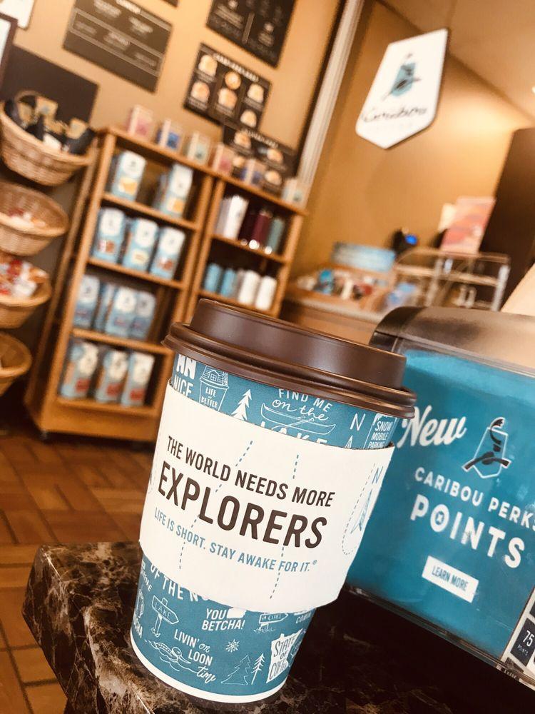 Caribou Coffee: 923 Johnston Pkwy, Kenly, NC