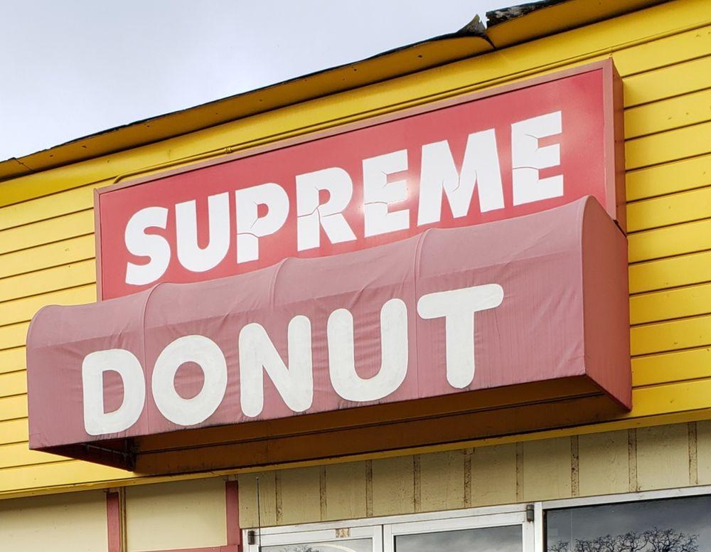 Donut Supreme: 924 Elm St, Graham, TX