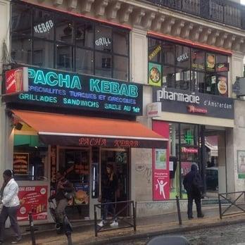 pacha kebab kebabs 19 rue d 39 amsterdam saint lazare. Black Bedroom Furniture Sets. Home Design Ideas