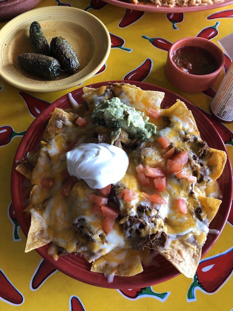 El Nopal Mexican Restaurant: 6104 Portal Way, Ferndale, WA