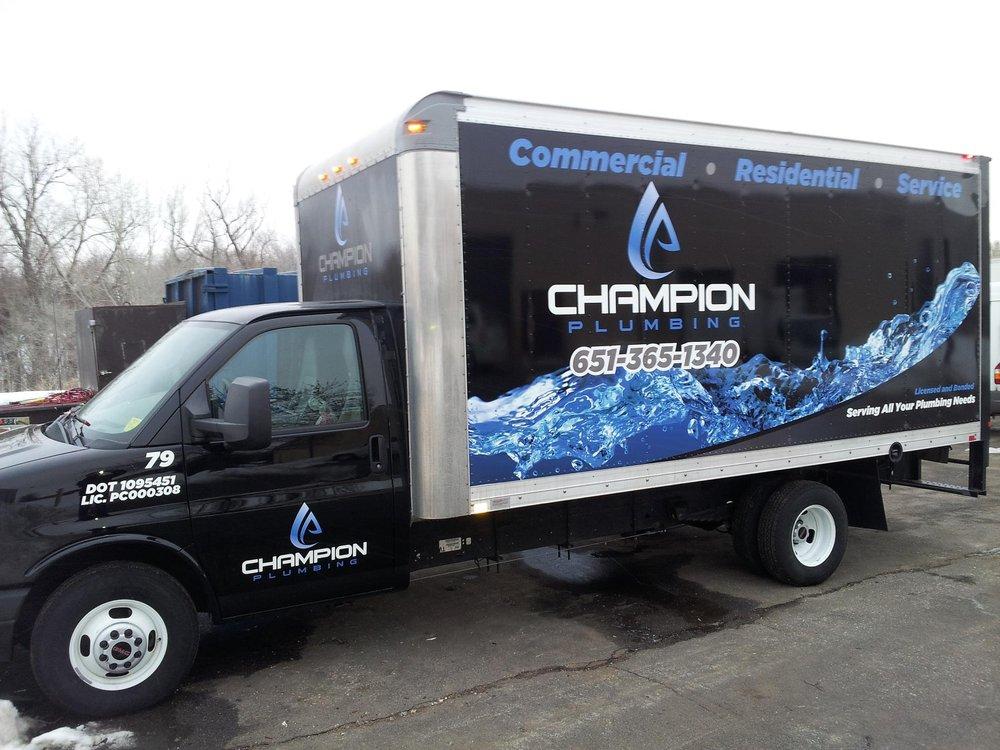 Champion Plumbing 10 Reviews 3670 Dodd Rd Eagan Mn Phone Number Yelp