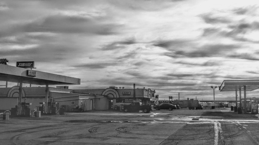 BP Travel Center: US 75 & I-35, Coffey, KS