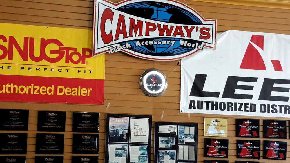 Campway's Truck Accessory World