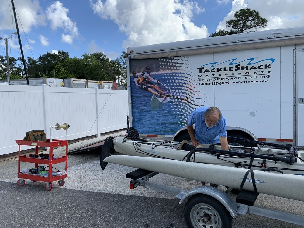 Tackle Shack Water Sports: 7801 66th St, Pinellas Park, FL