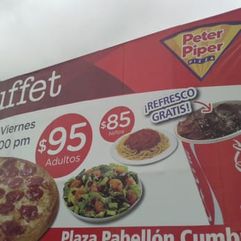photograph about Peter Piper Pizza Printable Coupons named Peter piper lunch buffet / Sear components lead sites