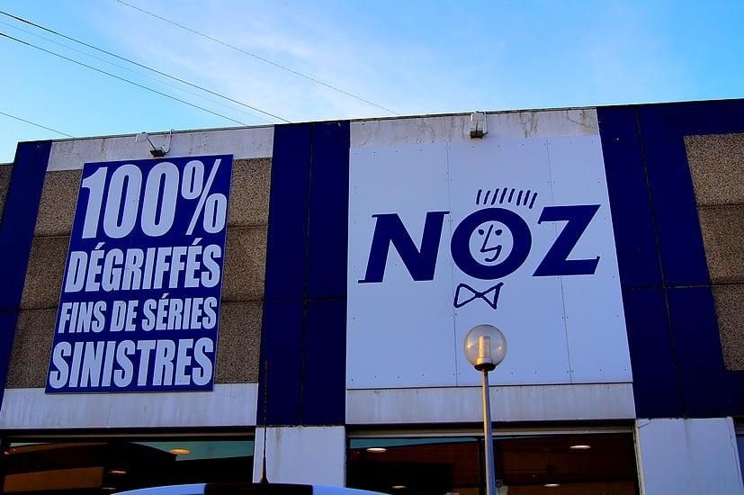 noz magasin discount 72 rue des fusill s capinghem. Black Bedroom Furniture Sets. Home Design Ideas