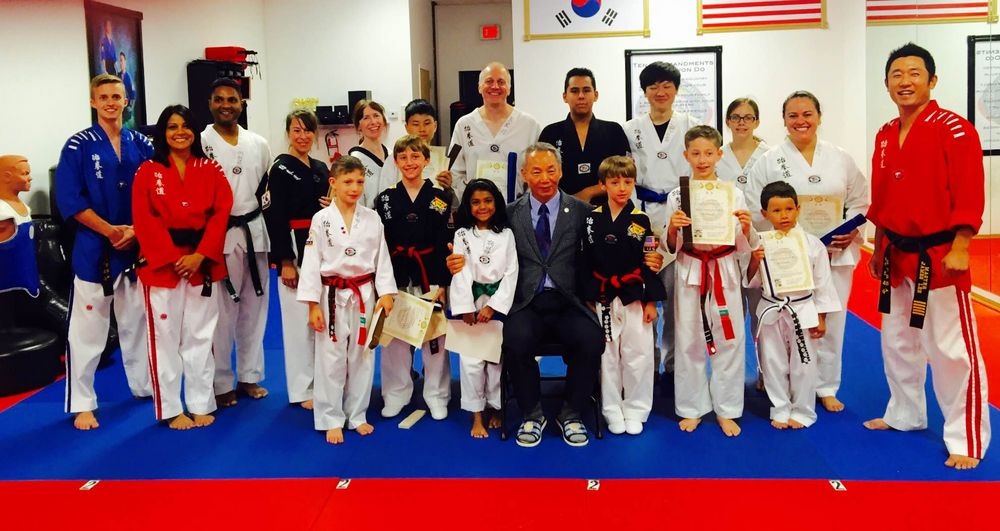 Master Park's Black Belt America: 854 Franklin Ave, Franklin Lakes, NJ