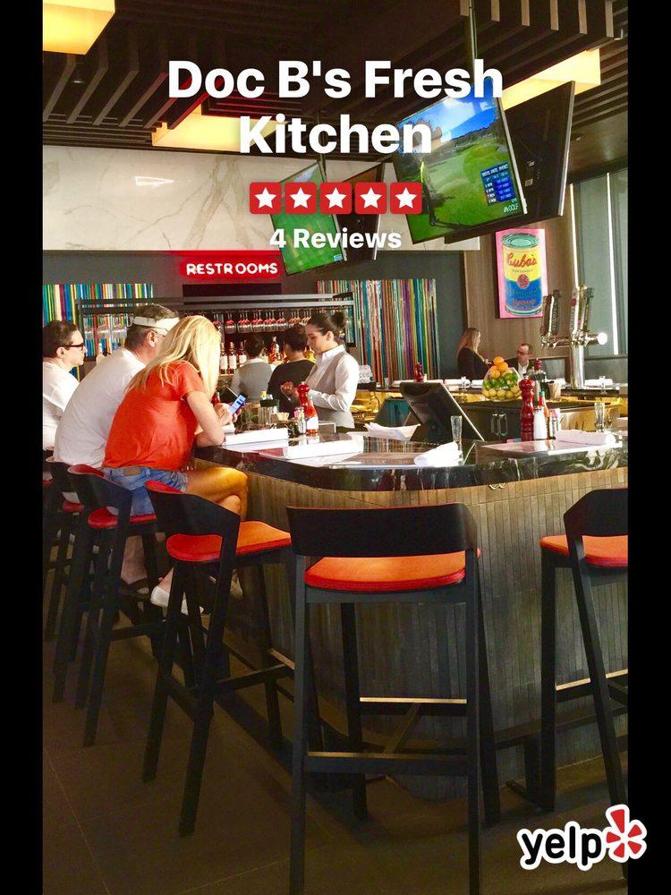 Doc B S Fresh Kitchen Fort Lauderdale Fl
