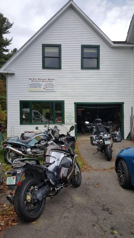 Del Val Machine Works Pleasant: 15 Pleasant St, Greenville, NH