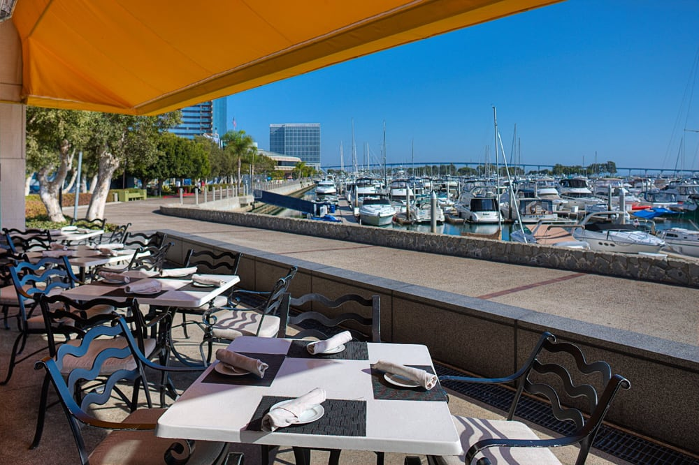 Restaurants Near Manchester Grand Hyatt San Diego Ca