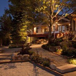 Awesome Photo Of After Dark Landscape Lighting   Boise, ID, United States Amazing Pictures