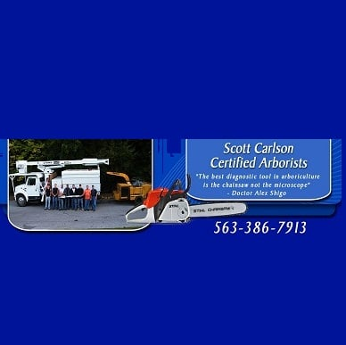 Scott Carlson Certified Arborists: Eldridge, IA
