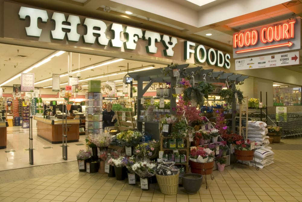 thrifty supermarket Go inside a supermarket and you are exposed to an enormous amount of marketing expertise from the moment you step over the threshold and i'm not just referring to bogofs and special offers psychologists refer to the first part of the store as the decompression zone when you take stock of what you're intending to buy and prepare to enter.