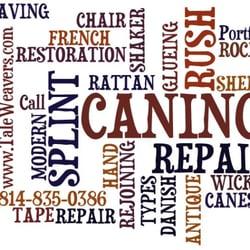 Taleweavers Caned And Wicker Furniture Repair