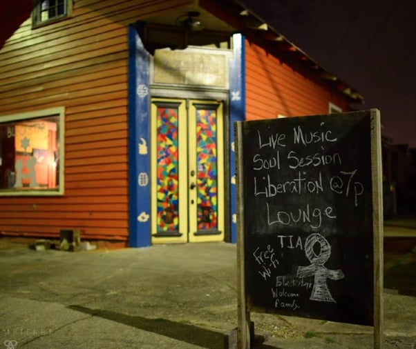 Black Star Books And Cafe New Orleans La