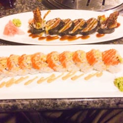 yume sushi menu oxford al