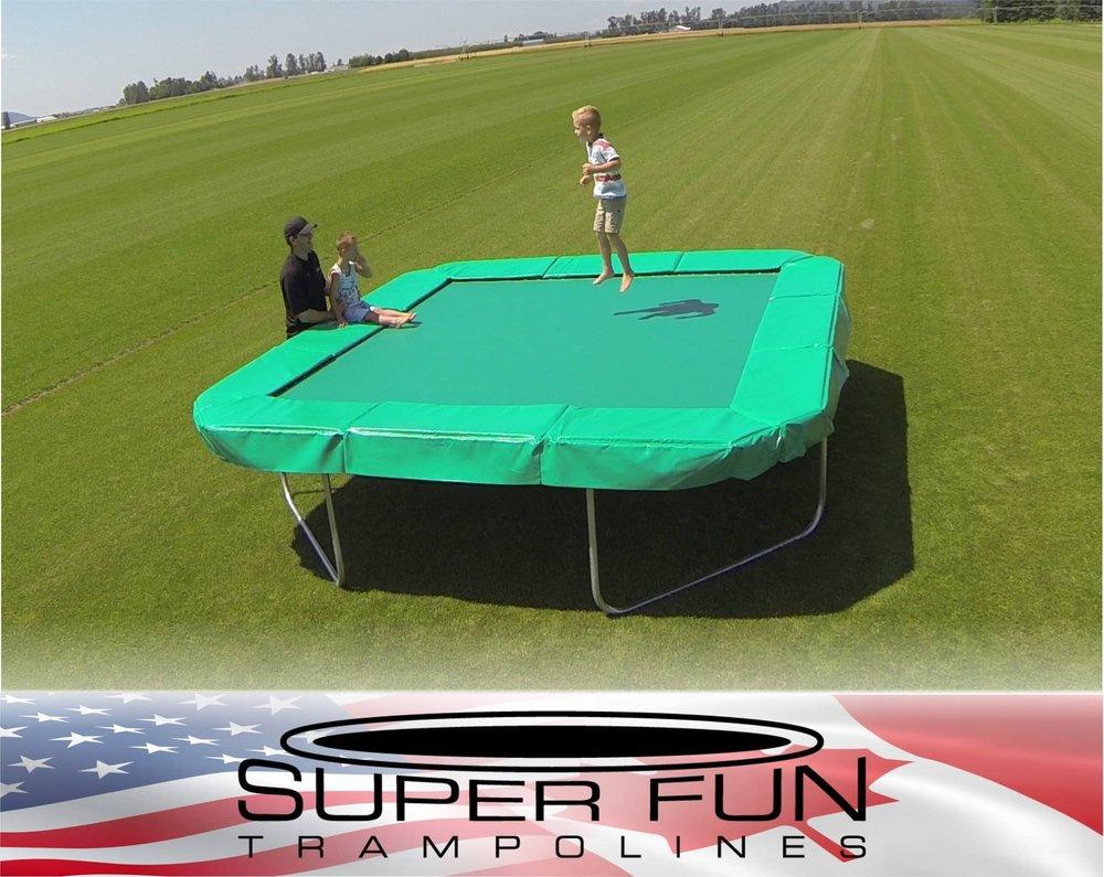 Super Fun Trampolines - Sporting Goods - 45140 Yale Road, Chilliwack ...