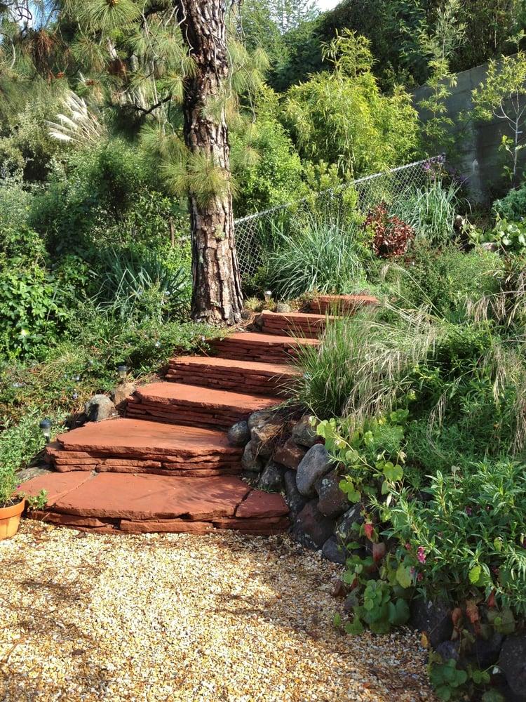Habitat Gardens And Dry Laid Stonework