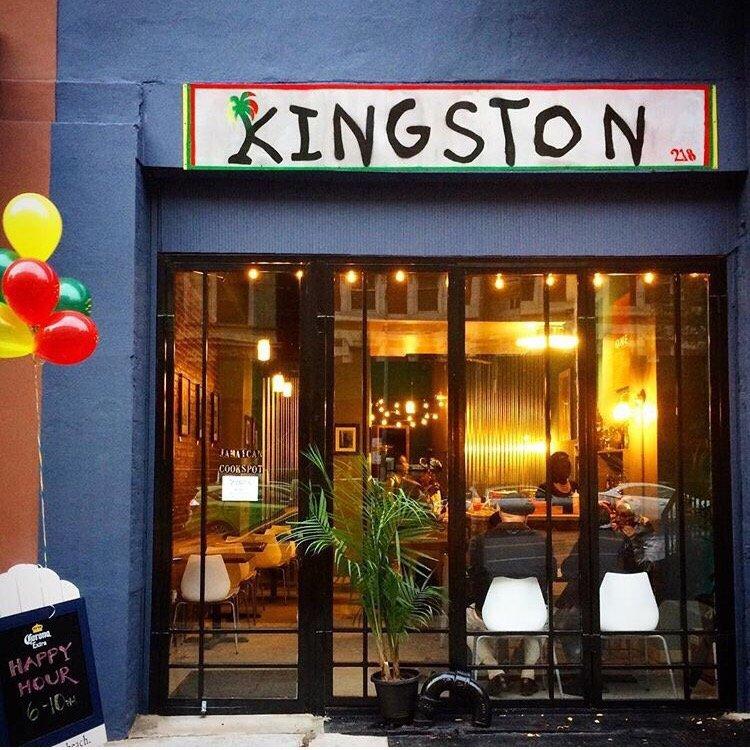 Kingston 19 photos 32 reviews caribbean 218 w for Harlem food bar yelp