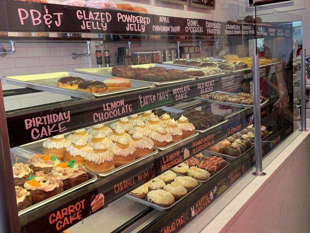 Donut Crazy West Hartford: 993 Farmington Ave, West Hartford, CT