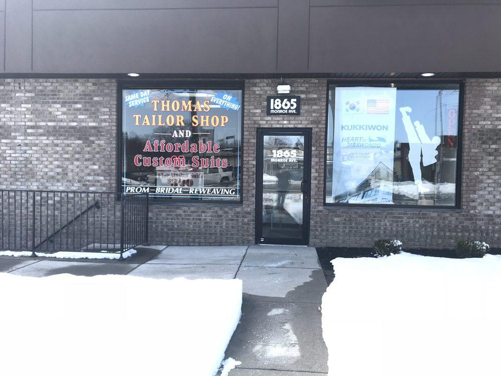 Thomas Tailor Shop: 1865 Monroe Ave, Rochester, NY
