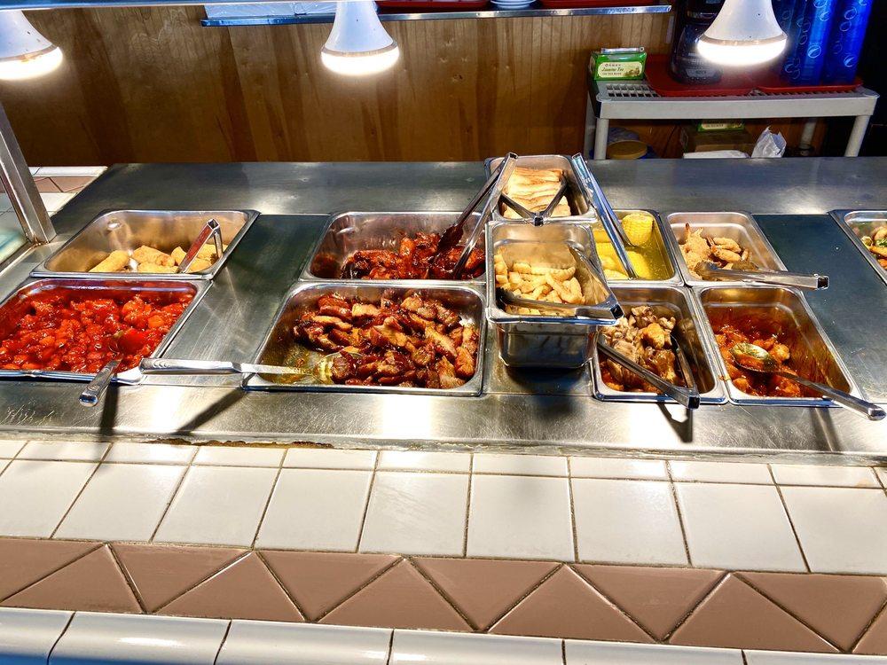 Hong Kong Restaurant: 1323 E Historic Hwy 66, Gallup, NM