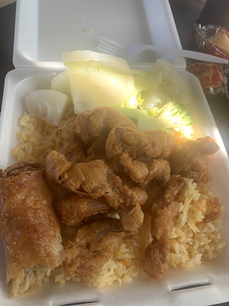 Teriyaki Express: 1540 Bosque Farms Blvd, Bosque Farms, NM