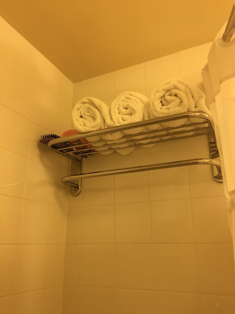 Towel Rack In Shower Yelp