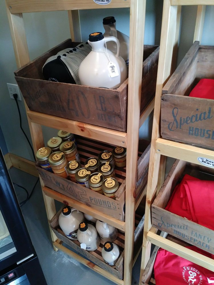 Eden Valley Cheese Company: Dredge Rd, South Dayton, NY