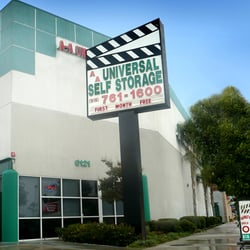 Photo Of Aa Universal Self Storage North Hollywood Ca United States