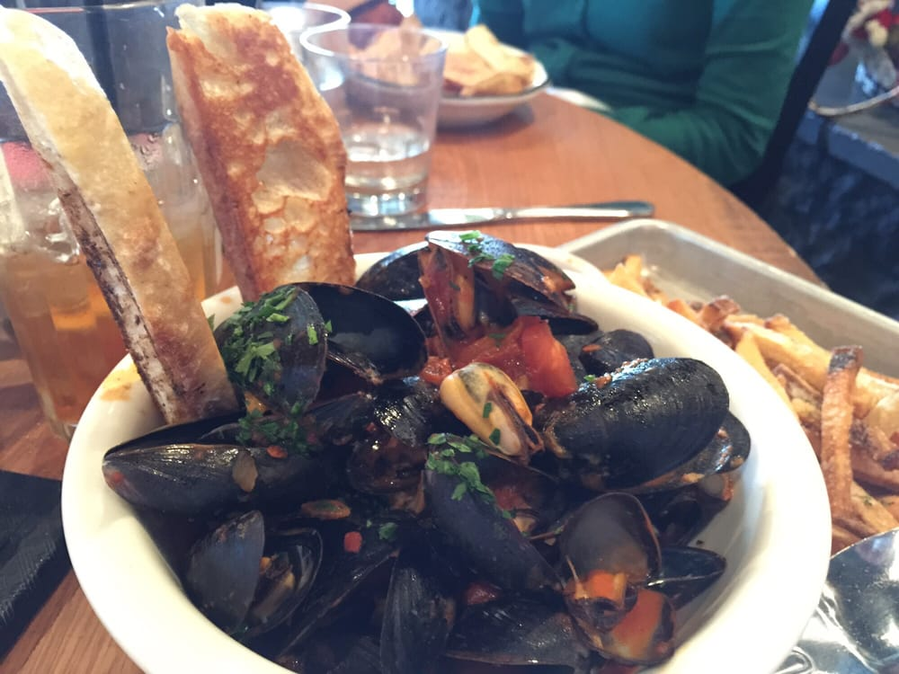 Pei Mussels Yelp