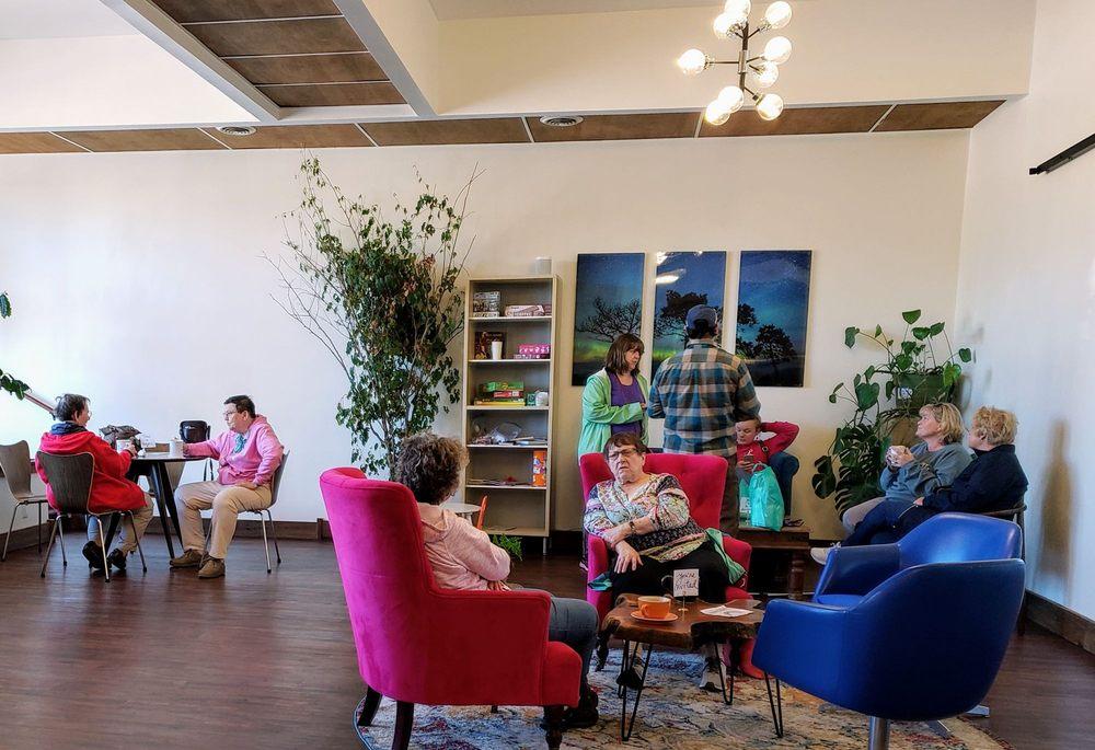 Keweenaw Coffee Works: 113 5th St, Calumet, MI