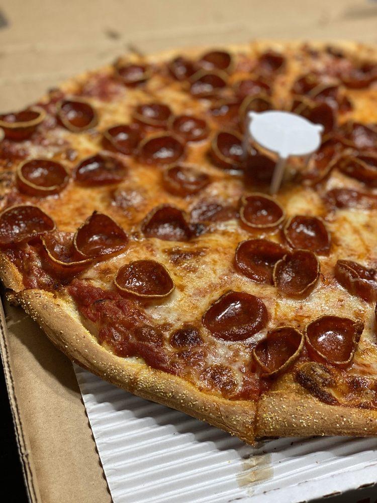 Baby Bros Pizza & Wings: 11007 Lower Azusa Rd, El Monte, CA