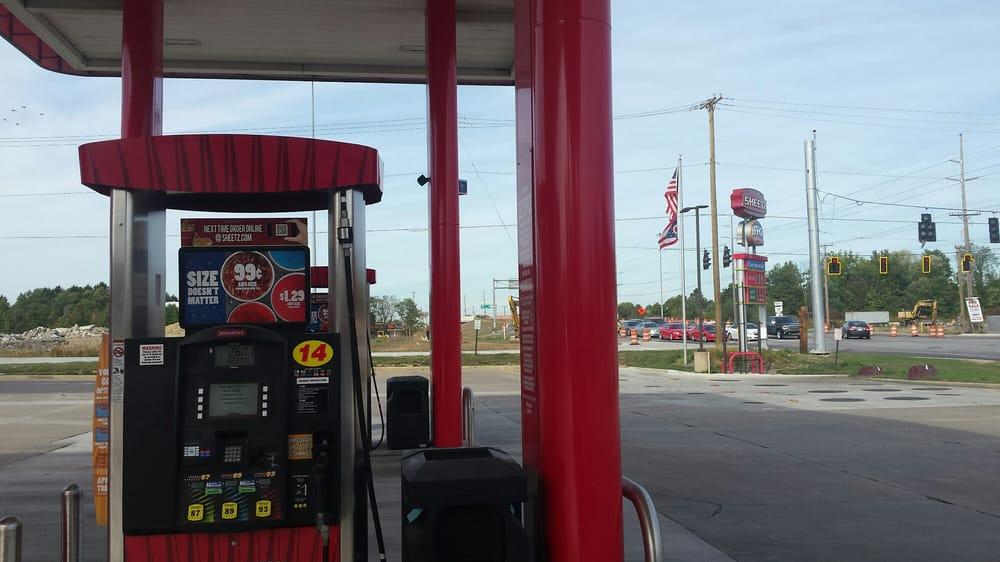 Sheetz: 4585 Boardman Canfield Rd, Canfield, OH