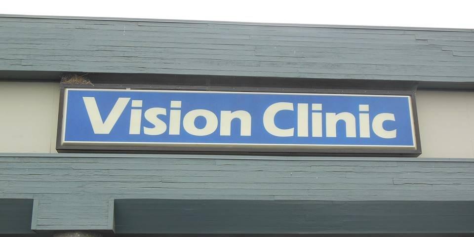 Vision Clinic: 601 S Pioneer Way, Moses Lake, WA