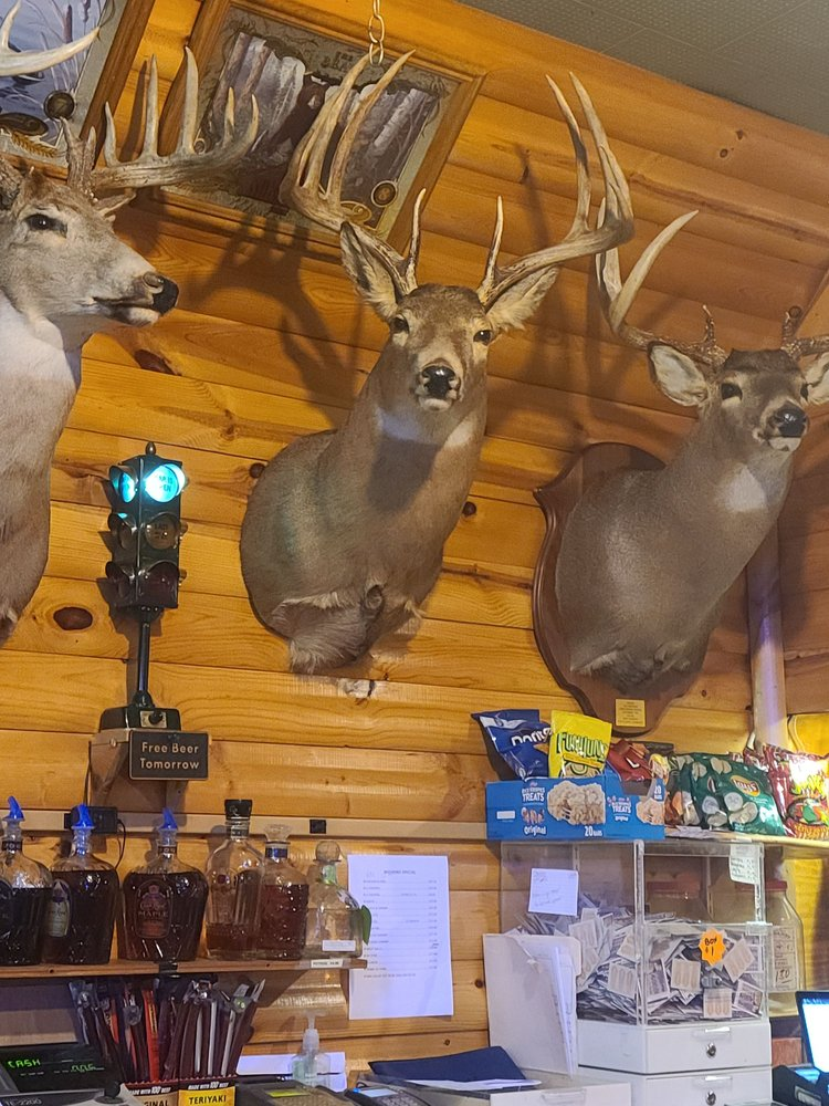 Shorty's Place: 10 S Main St, Gully, MN