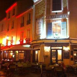 Antica Trattoria - Cucina italiana - 1 rue des Bouchers ...