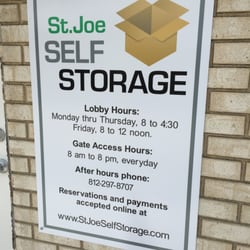 Photo Of St. Joe Self Storage   Evansville, IN, United States. Daily