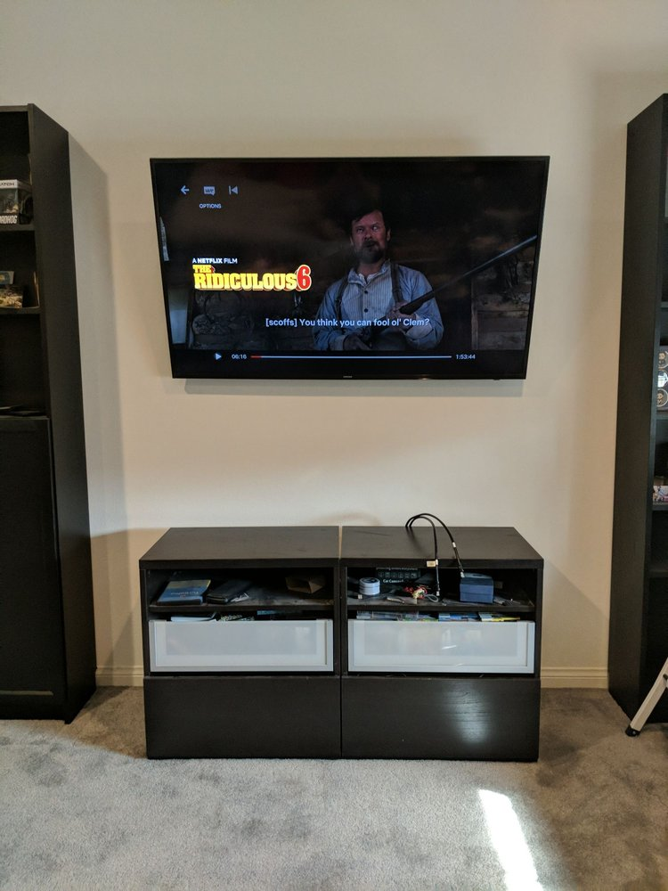 The TV Mounting Co.