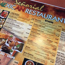 Photo Of Senorial Mexican Restaurant Banning Ca United States