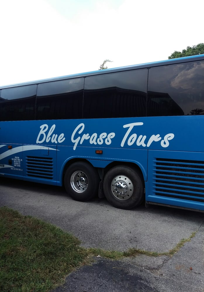 Blue Grass Tours: 817 Enterprise Dr, Lexington, KY