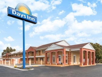 Days Inn by Wyndham Ottawa: 2209 South Princeton Road, Ottawa, KS