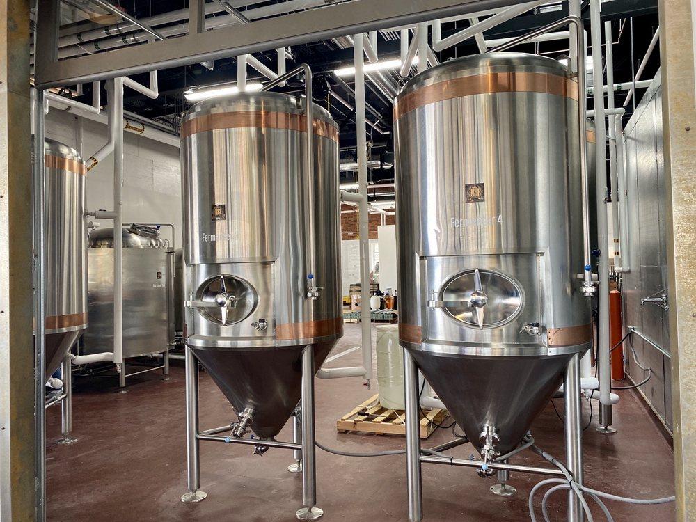 Black Tooth Brewery: 520 W 19th St, Cheyenne, WY