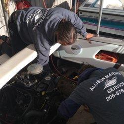 2f6246b616d9b1 Allison Marine Service - 11 Photos   15 Reviews - Boat Repair ...