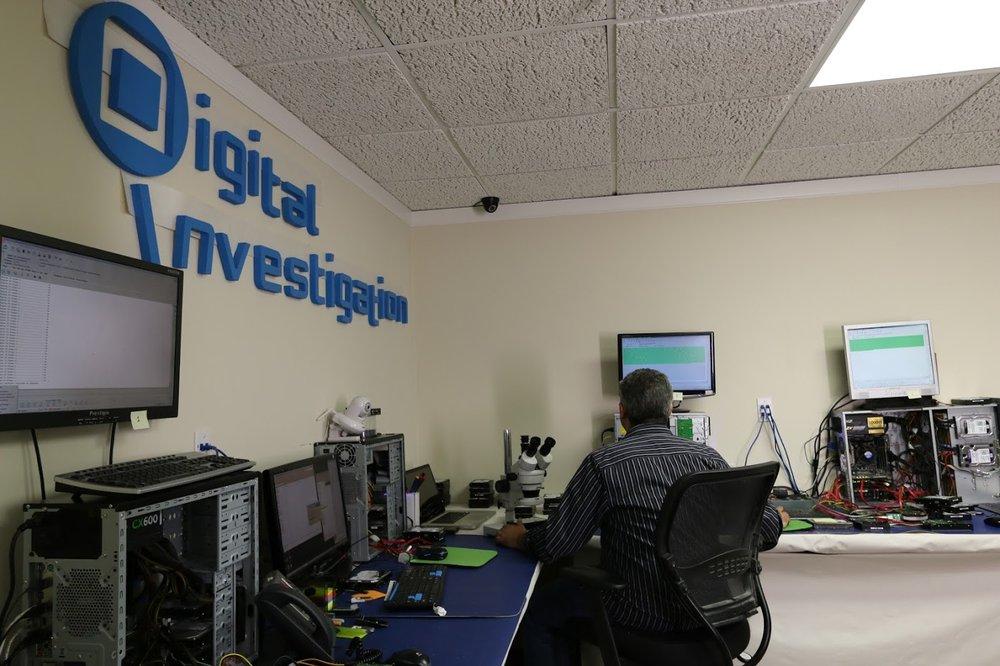 Digital Investigations: 70 W Madison St, Chicago, IL